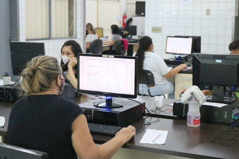 Parceria entre Prefeitura e Estácio auxilia no monitoramento de pacientes covid em Jaraguá - Crédito: Divulgação Prefeitura de Jaraguá