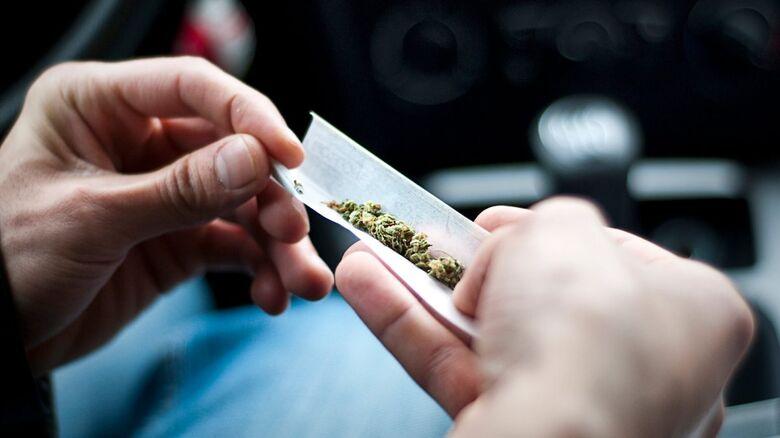 Jovem é detido por posse de drogas em Corupá - Crédito: Arquivo
