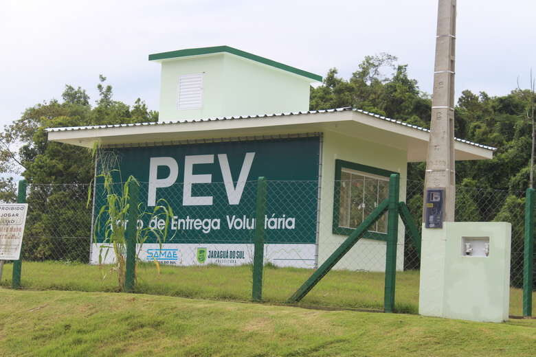 PEV de Jaraguá terá atendimento suspenso neste sábado - Crédito: Arquivo / Divulgação