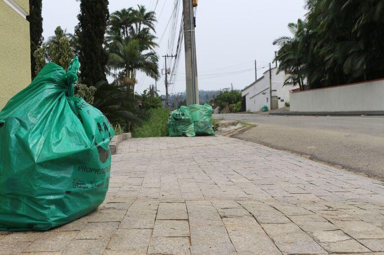 Samae de Jaraguá espera coletar 8 mil toneladas de material reciclável em 2021 - Crédito: Divulgação Samae