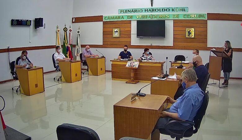 Quem descumprir normas da covid-19 poderá ser multado em Corupá  - Crédito: Sandro Basso / Câmara de Corupá