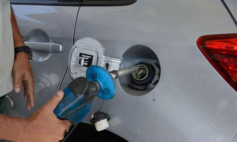 Aumento da gasolina também causa impacto no preço do etanol - Crédito: Tomaz Silva / Agência Brasil