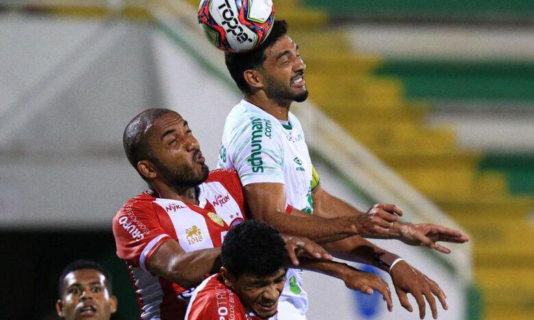 Chapecoense perde invencibilidade no Catarinense para Hercílio Luz - Crédito: Márcio Cunha/Chapecoense