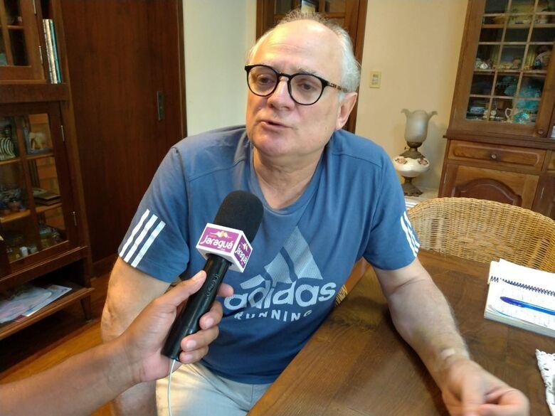 Caropreso pede que governo priorize solução para infestação de maruim - Crédito: Arquivo / Rádio Jaraguá