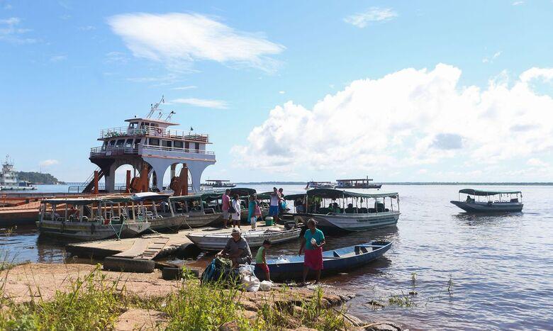 Amazonas deve registrar cheias severas em 2021, diz serviço geológico - Crédito: Arquivo / Marcelo Camargo/Agência Brasil
