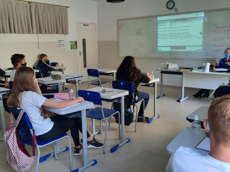Secretaria de Educação de Jaraguá abre inscrições para estágio de ensino superior - Crédito: Divulgação