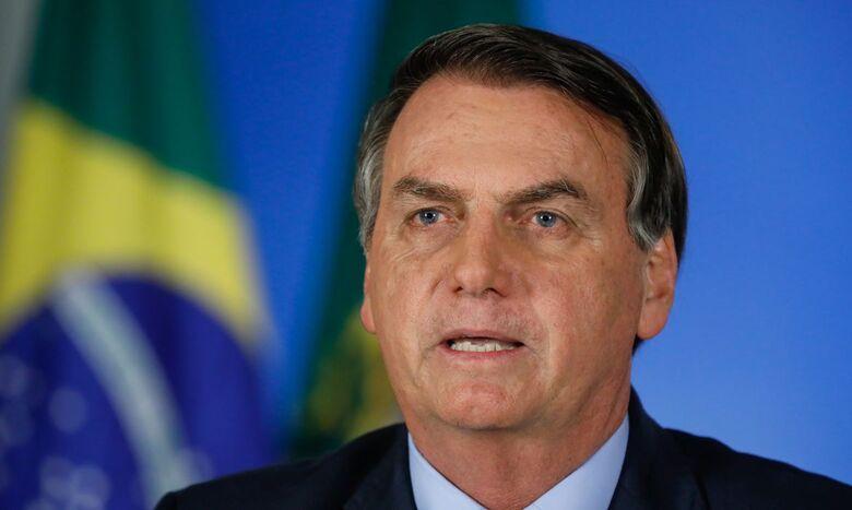 Presidente sanciona a Lei Orçamentária de 2021 com veto parcial - Crédito: Isac Nóbrega