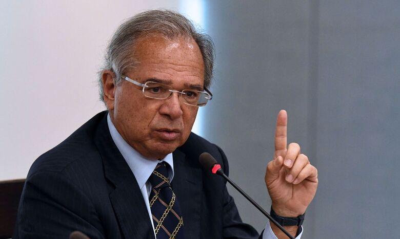 Guedes cita autonomia do BC e privatizações a ministros do G20 - Crédito: Edu Andrade