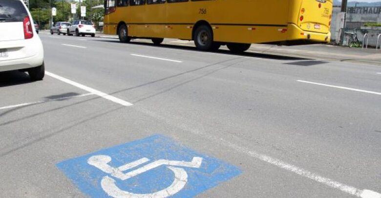 Vereadores pedem revisão em critérios de isenção a deficientes no transporte público - Crédito: Arquivo / Divulgação d