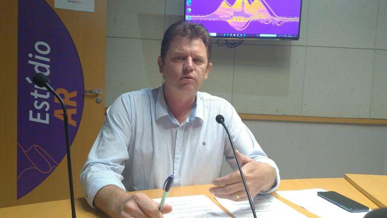 Presidente da Câmara de Jaraguá avalia os 100 dias à frente do Poder Legislativo - Crédito: Janici Demetrio