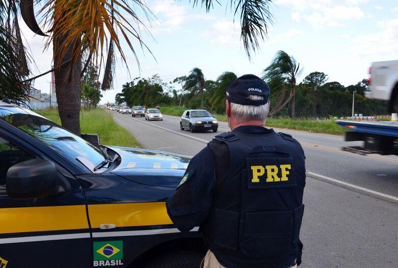 Feriado prolongado de Páscoa registra quatro mortes nas rodovias catarinenses - Crédito: Divulgação / PRF
