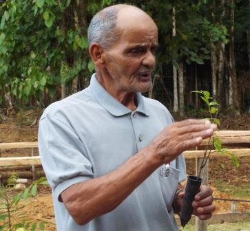 Aos 86 anos, morre servidor mais antigo da Prefeitura de Schroeder - Crédito: Divulgação