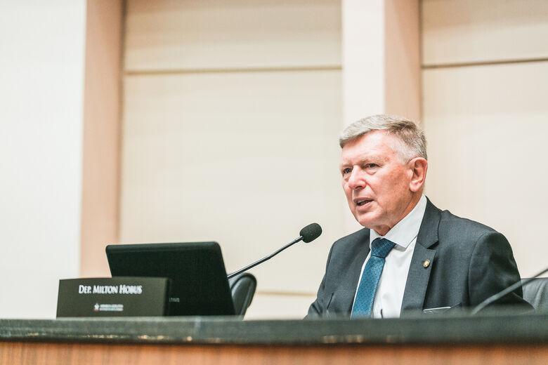 Projeto de lei isenta de imposto compra e transporte de oxigênio hospitalar em SC - Crédito: Divulgação