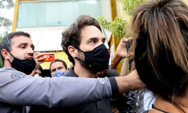 Câmara do Rio desliga Dr. Jairinho de Comissão de Justiça - Crédito: Tânia Rêgo / Agência Brasil