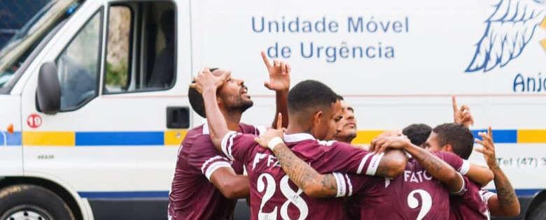 Juventus encara o Concórdia nesta quarta pelo Catarinense  - Crédito: Divulgação Juventus