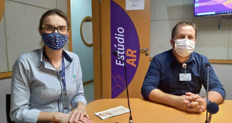 Campanha incentiva comunidade a destinar Imposto de Renda para hospitais de Jaraguá  - Crédito: Janici Demetrio
