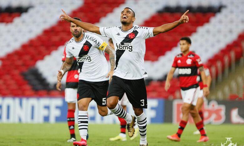 Vasco encerra tabu, derrota Flamengo e segue vivo no Carioca - Crédito: Rafael Ribeiro / Vasco