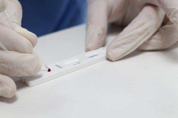 Guaramirim fará teste rápido da covid-19 em pessoas assintomáticas  - Crédito: Maurício Vieira/Secom