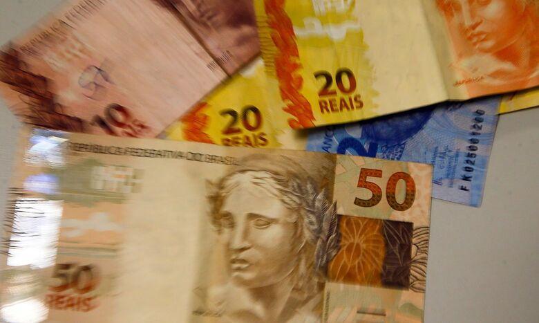 Arrecadação federal sobe 18,5% e bate recorde para meses de março - Crédito: Marcello Casal Jr./Agência Brasil