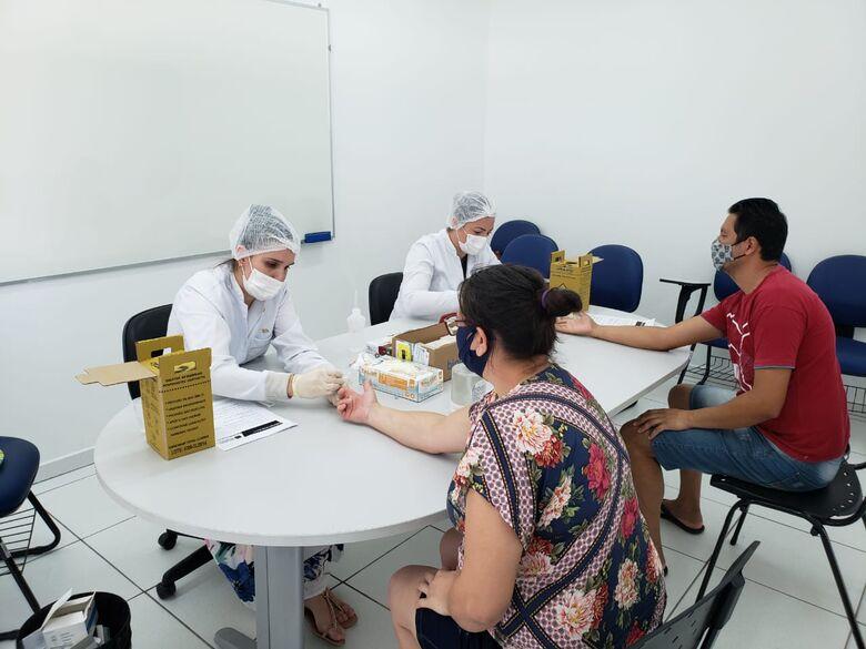 Ação de testes em assintomáticos contabiliza 858 testes realizados em Guaramirim  - Crédito: Divulgação Prefeitura de Guaramirim