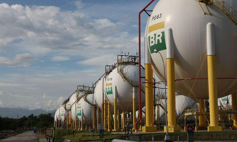Bolsonaro critica aumento de 39% no gás natural - Crédito: André Motta de Souza / Agência Petrobrás