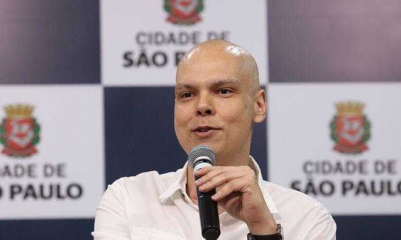 Bruno Covas segue internado em tratamento de câncer - Crédito: Rovena Rosa/Agência Brasil