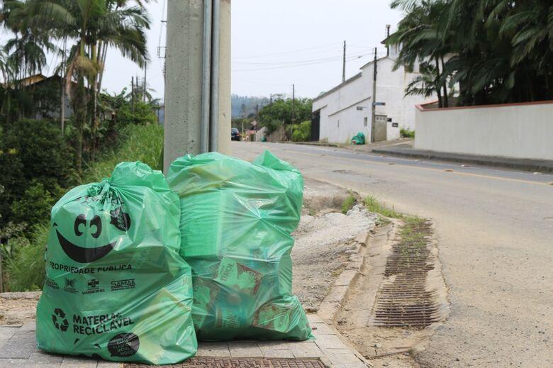 Samae faz distribuição do Saco Verde nesta semana  - Crédito: Arquivo / Divulgação
