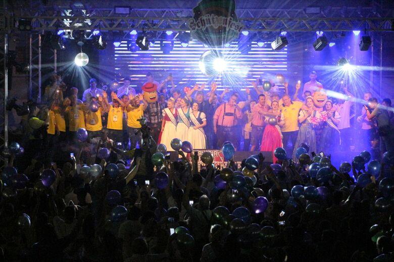 32ª edição Schützenfest é adiada para 2022 - Crédito: Divulgação / PMJS