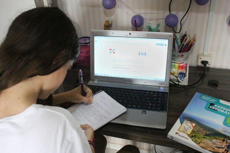 Educação alerta sobre a responsabilidade das famílias nas tarefas escolares  - Crédito: Arquivo / Divulgação
