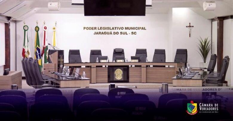 Legislativo jaraguaense completa 85 anos nesta quarta - Crédito: Arquivo / Divulgação