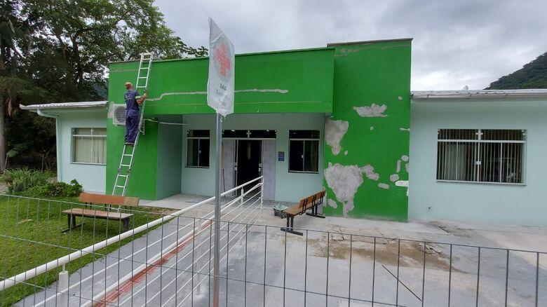 Projeto garante conclusão das obras em unidades de saúde de Jaraguá  - Crédito: Divulgação / PMJS