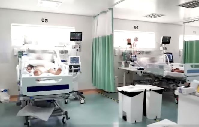 Prefeitura afirma que estoques do kit intubação ainda atendem demanda em Jaraguá - Crédito: Divulgação / PMJS