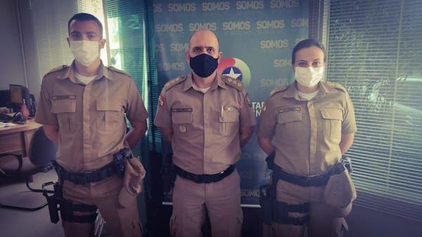Cadetes da Polícia Militar realizam Estágio Operacional no 14º Batalhão - Crédito: Divulgação/14ºBPM
