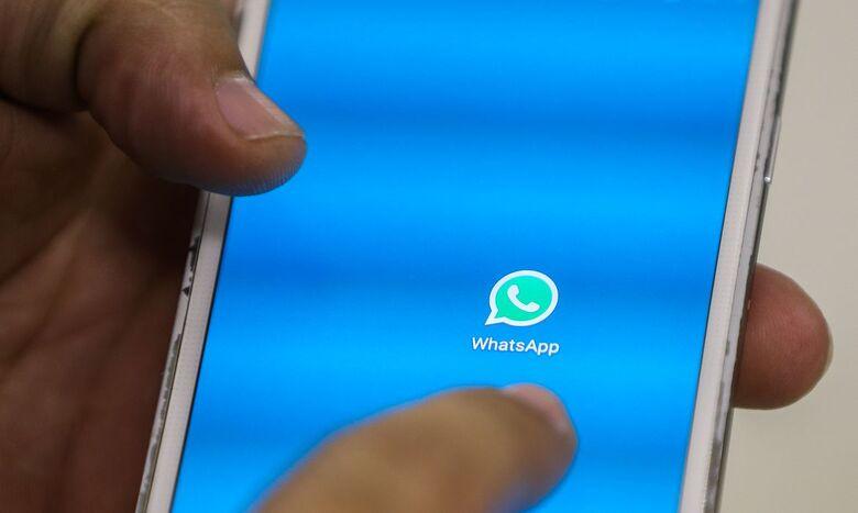 Golpe do WhatsApp: veja dicas para se prevenir  - Crédito: Marcelo Camargo/Agência Brasil