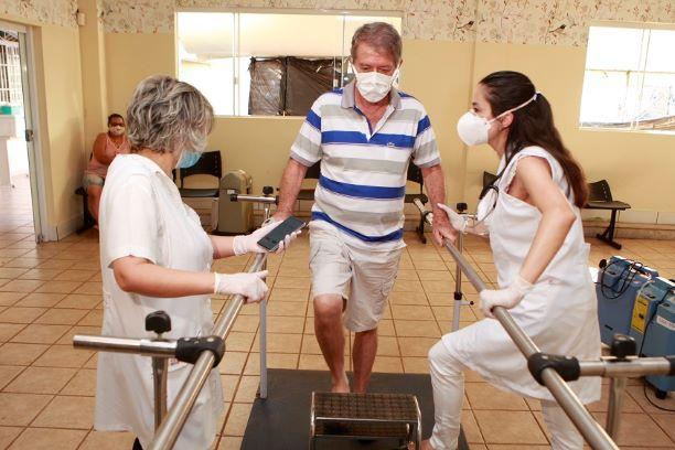Vereadora sugere a criação de um Centro de Reabilitação Pós-Covid em Jaraguá  - Crédito: Reprodução Google / Prefeitura de Uberlândia-MG