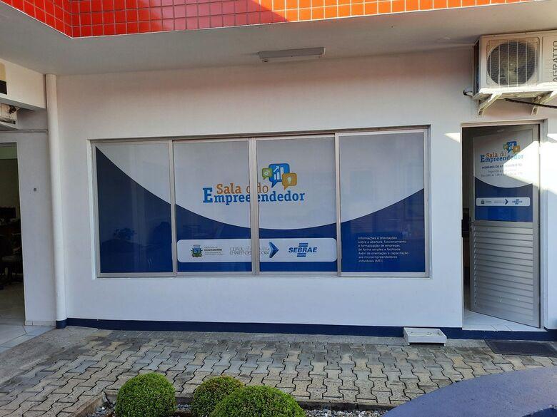 Sala do Empreendedor de Guaramirim será aberta nesta semana - Crédito: Divulgação