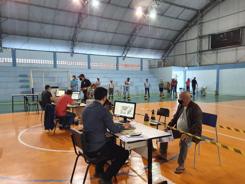 Guaramirim inicia atendimento presencial para emissão do IPTU  - Crédito: Divulgação
