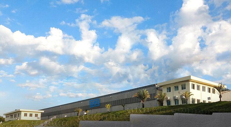 Parceria entre WEG e Vale dá início a produção de eletrocentros em Minas Gerais - Crédito: Divulgação