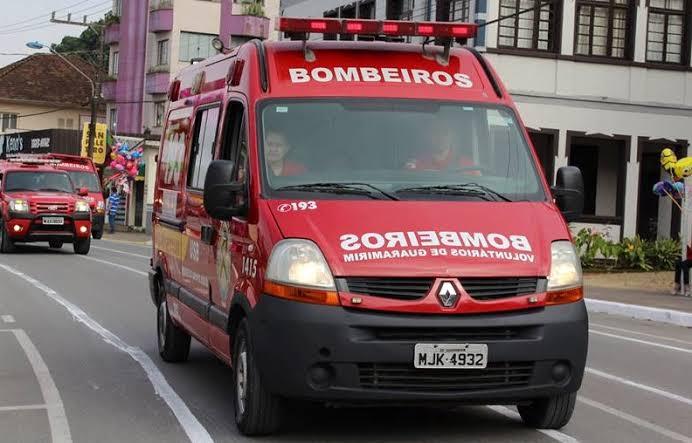 Três acidentes são registrados em menos de uma hora em rodovias em Guaramirim - Crédito: Arquivo / Divulgação