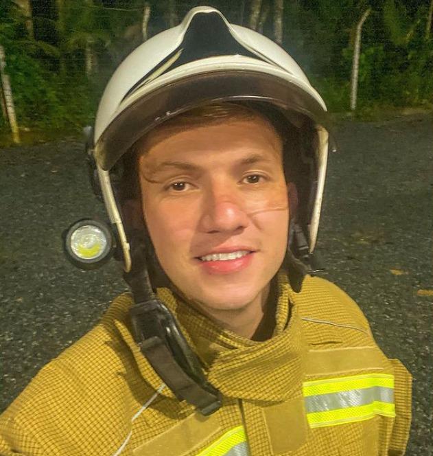 Comandante dos bombeiros de Schroeder morre em acidente  -