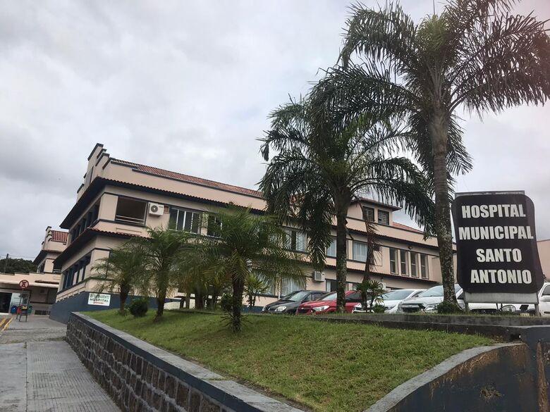 Hospital Santo Antônio, de Guaramirim, firma parceria com a Levmed - Crédito: Divulgação