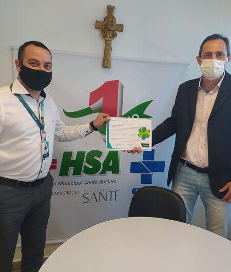 Hospital de Guaramirim recebe R$ 14,3 mil em doação  - Crédito: Divulgação