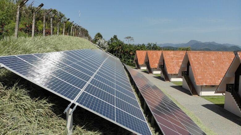 Mercado de energia solar cresce 70% e se posiciona como promissor e lucrativo no Brasil - Crédito: Divulgação