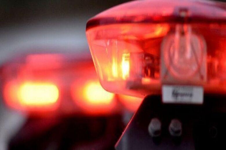 Traficante é preso  após abordagem no bairro Chico de Paulo   -