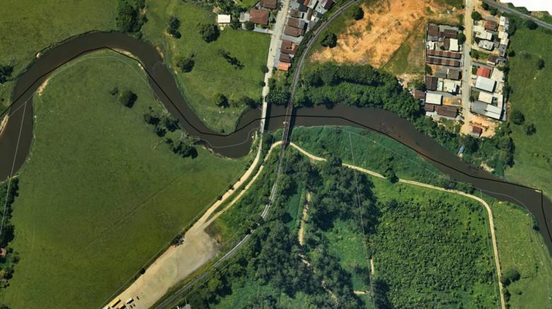 Jaraguá do Sul e Guaramirim voltam a tratar da ponte da Zanotti - Crédito: Divulgação