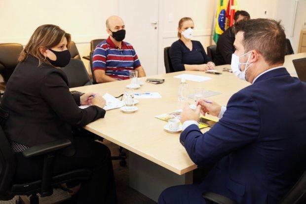 Governo do Estado realiza reuniões para tratar novo auxílio emergencial - Crédito: Divulgação / SEF
