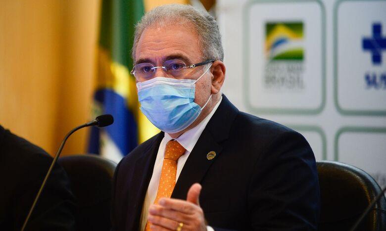 Covid-19: Saúde suspende vacinação de gestantes com AstraZeneca - Crédito: Marcello Casal Jr./Agência Brasil