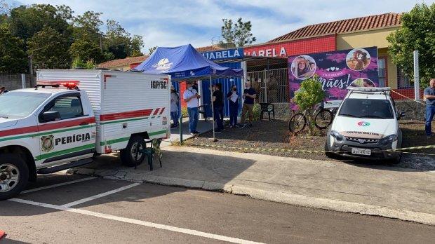 Justiçadecreta prisão preventiva do jovem em Saudades  - Crédito: Arquivo / Divulgação