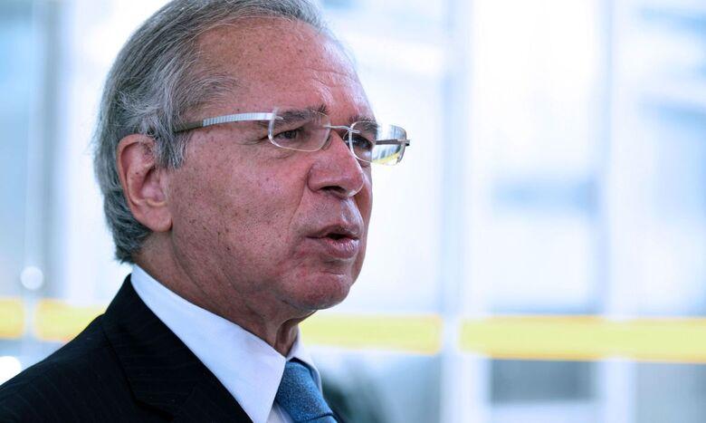 Governo deve anunciar prorrogação do auxílio nesta semana, diz Guedes - Crédito: Divulgação