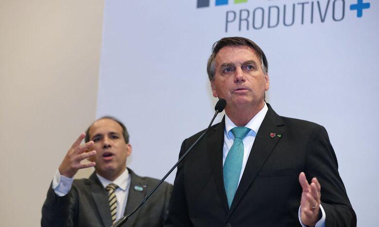 Bolsonaro pede a empresários para segurarem preço dos alimentos - Crédito: Isac Nóbrega / PR